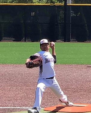 12U Hunter Smith Pitching