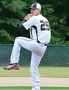 Player Pitching