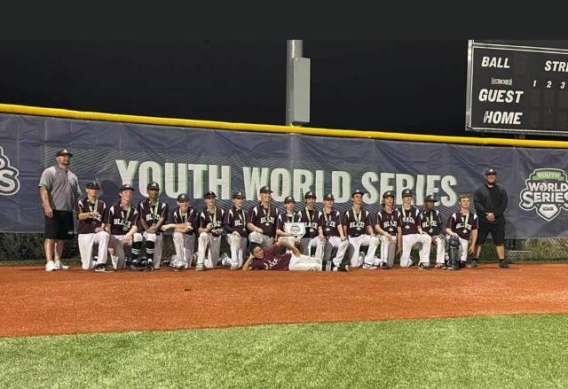 2021 14U Youth World Series Champs